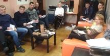 Москва - собрание представителей консультационных пунктов.