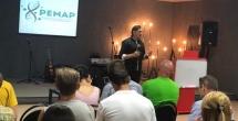 На этой неделе сотрудники СРБОО «Ремар» провели рабочее собрание, на...