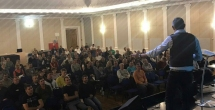 Лидерский и обучающий семинар в Нижнем Новгороде.
