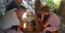 В реабилитационном центре города Ростов-на-Дону провели шахматный турнир.