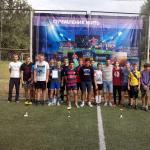 Новочеркасск: турнир по мини-футболу