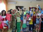 Волгоград: праздник в центре для несовершеннолетних